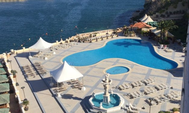 A luxury stay in Malta – Grand Hotel Excelsior Malta