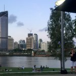 Delicious riverside dining at The Jetty