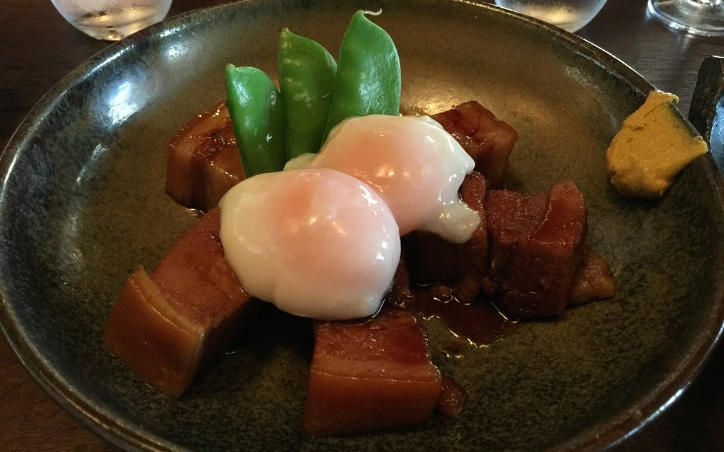 Sake Restaurant shines with a new menu