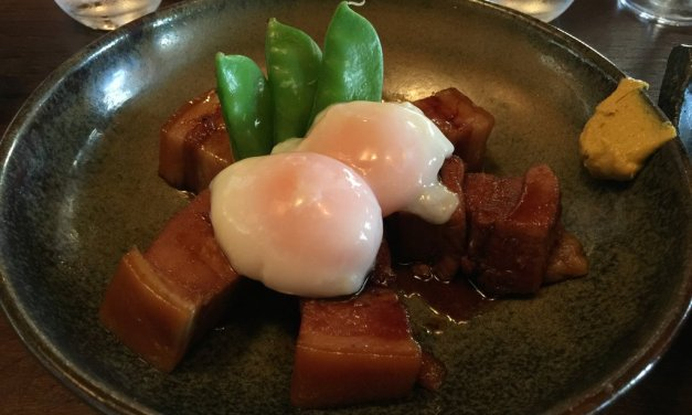 Sake Restaurant shines with a new menu