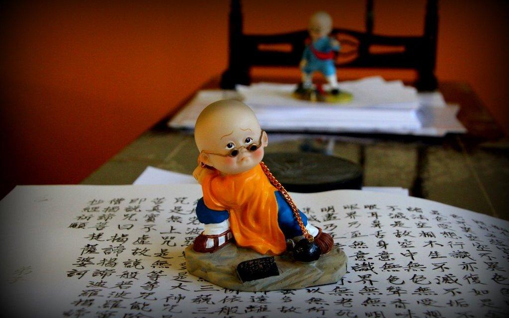 Hidden secret – Logan's Buddhist temple