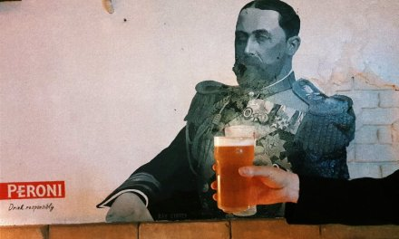 Say hello to Caxton Street's new stylish Lord Alfred