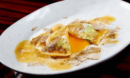 This egg raviolo is the dish to try before you die