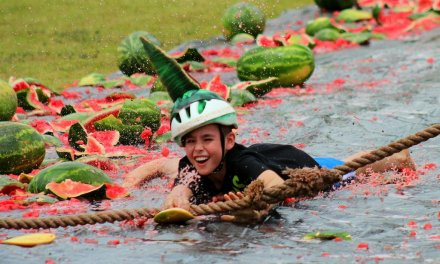 Streets run red for Chinchilla Melon Festival
