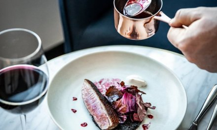 Playful dining at Salon de Co in Ovolo Inchcolm
