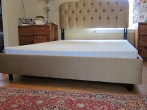 Box Spring Bed Frame Diy Free Lathe Projects