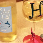 Hannah's Happy Hour- Blue Fin Riesling 2012