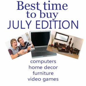 Best Time to Buy July Edition