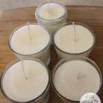 Thrifty Thursday- candles, baby wreath, and on budget