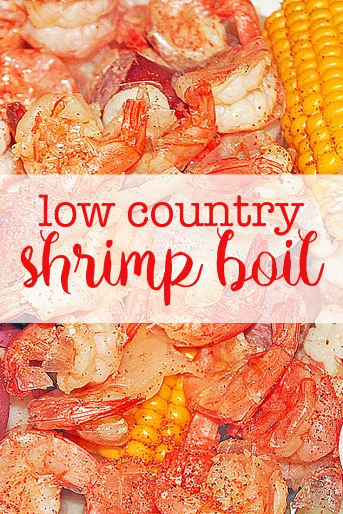 Low Country Shrimp Boil recipe