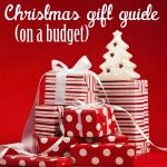 Budget friendly Christmas gift ideas for the whole family (what I'm giving as gifts this year)