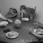 The one question that always sparks family dinner conversation