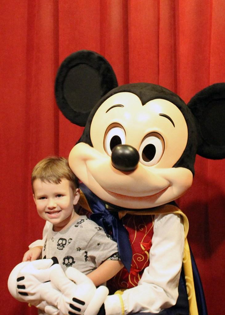 Robert and Mickey