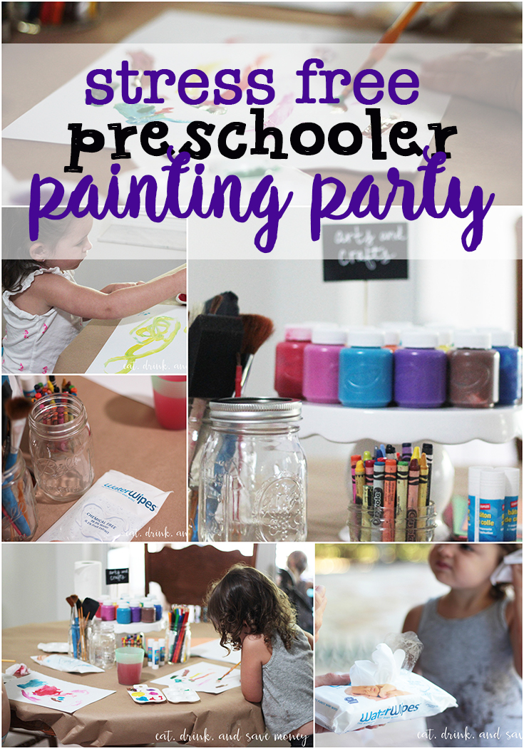 how-to-host-a-stress-free-preschol-painting-party