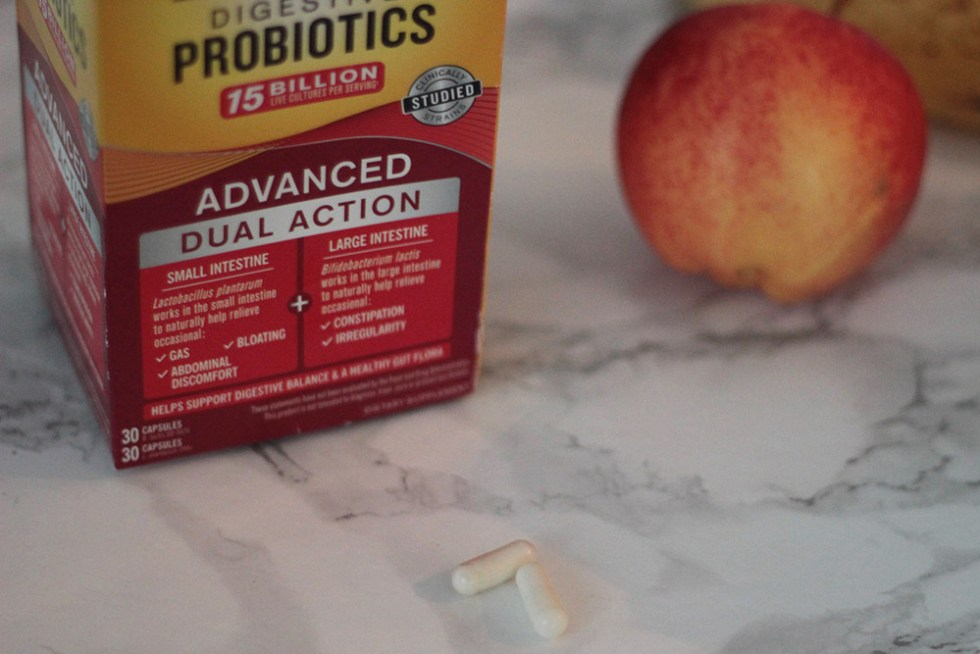 Nature made probiotics a healthy habit