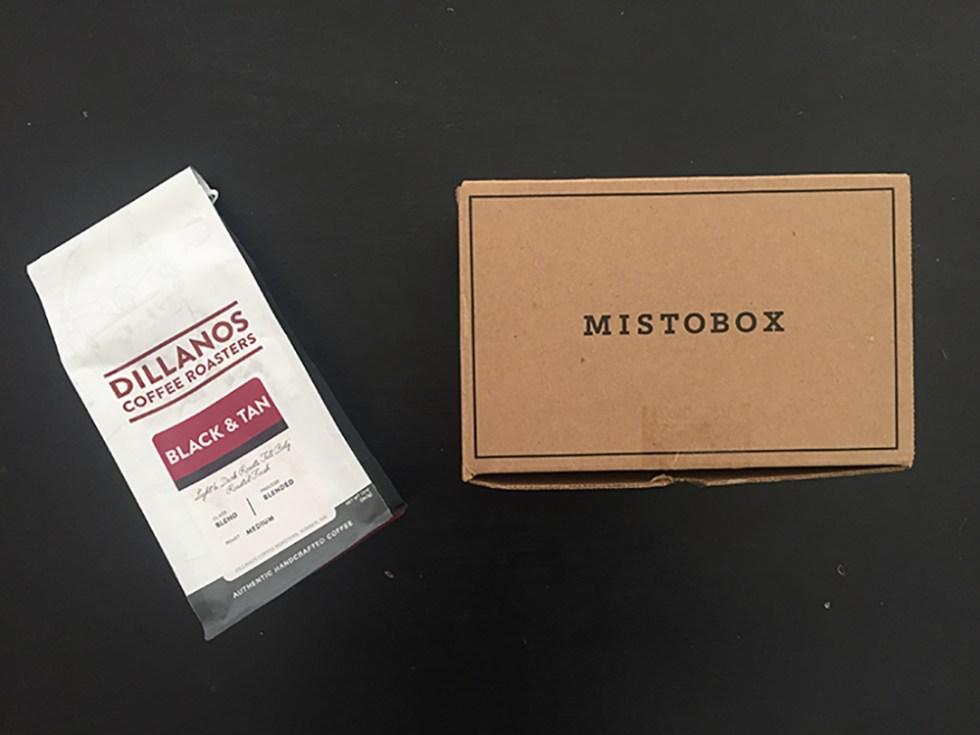 mistobox subscription coffee