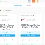 Dealspotr review: get paid to share deals online