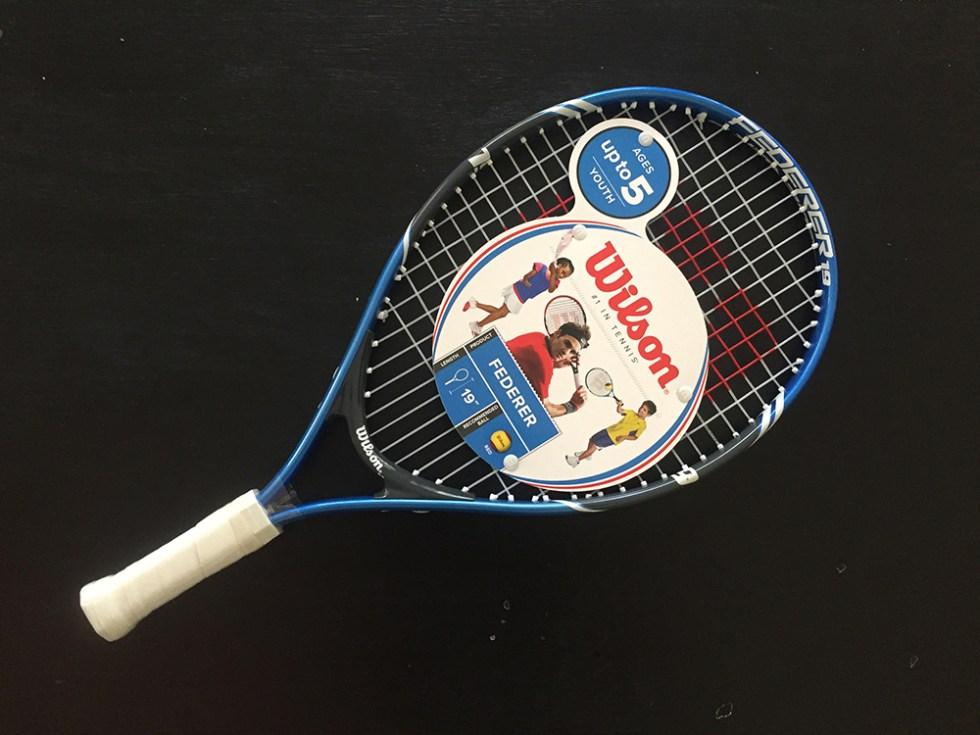 tennis-racket-for-jackson-for-christmas