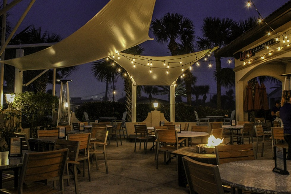 48 Hours in Daytona Beach: LuLu's Grill in Ormond Beach