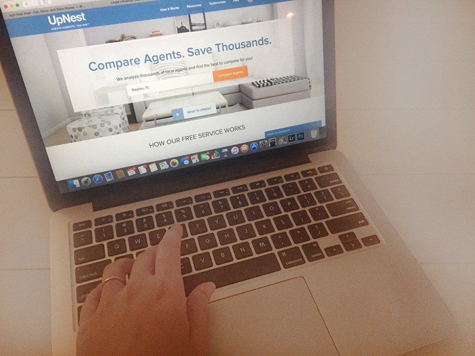 Make Realtors Compete with you with Upnest