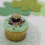 Celebrate St. Patrick's Day with Pot of Gold Cupcakes
