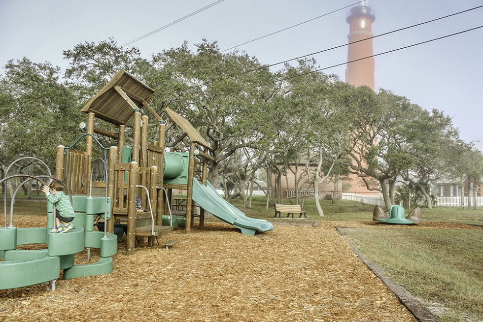 48 hours in Daytona Beach: The park in Ponce Inlet by the Lighthouse