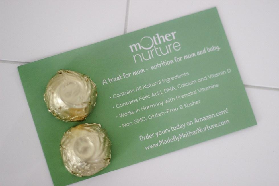 Mother nurture chocolates for pregnancy