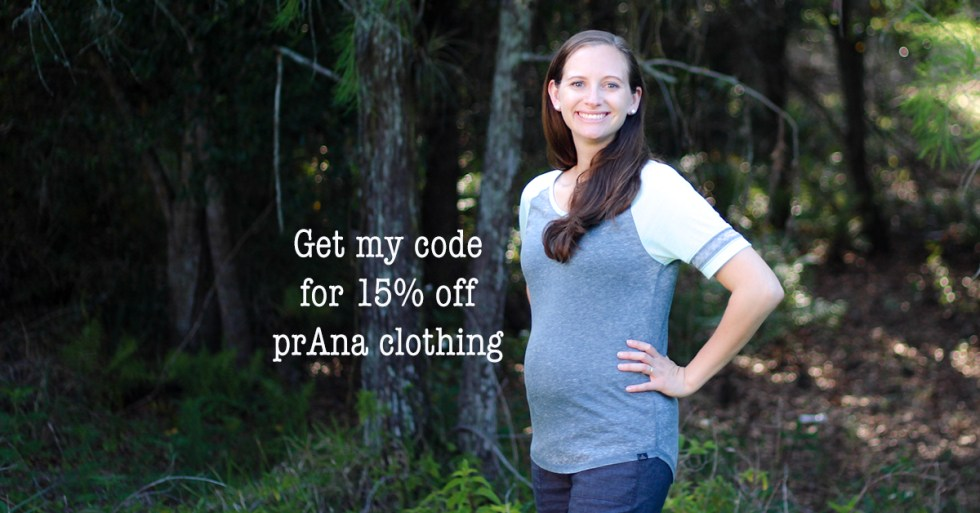 15% off Prana Clothing Discount code