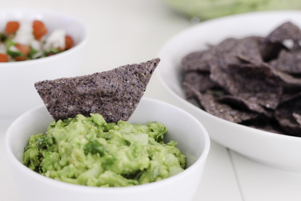 Authentic Baja Guacamole Recipe