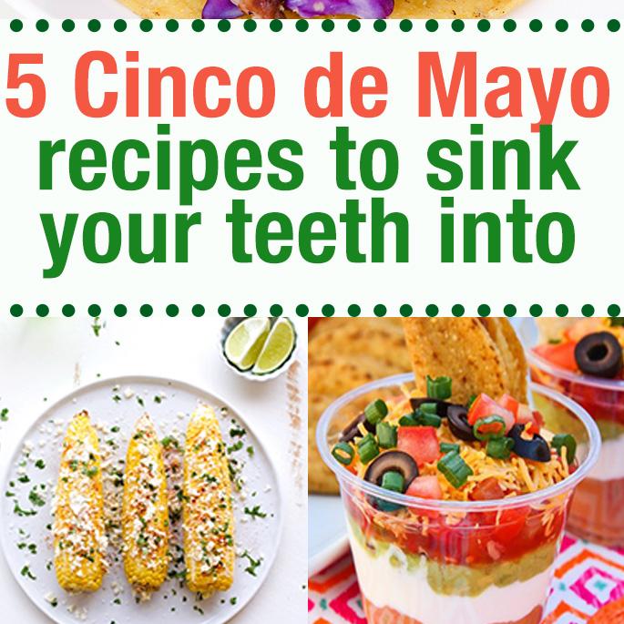Cinco de Mayo recipe square