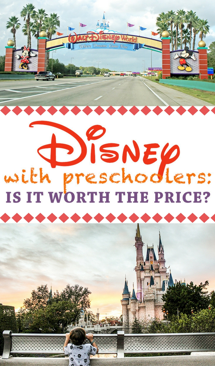 Disney with preschoolers. Is it worth the cost. Disney with kids. Preschoolers at Disney. Tips for going to Disney