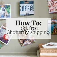 How to Get Shutterfly Free Shipping on Any Order