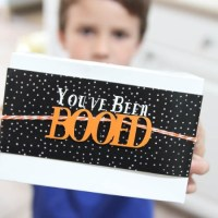 Simple Ideas for a You've Been Boo-ed Basket