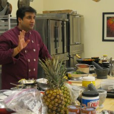 Bombay via Boulder: Indian Food is Cooking at Escoffier