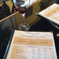 Boulder Creek Winery: Tasting Room and Wine Club Worth Checking Out