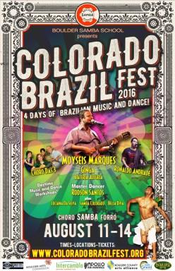 Brazil Day Poster