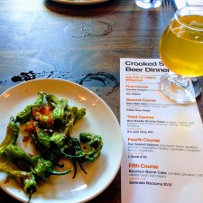 Eureka! – Crooked Stave Dinner Excels