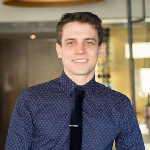 Jake Hetherington, Manager at Broadway 10