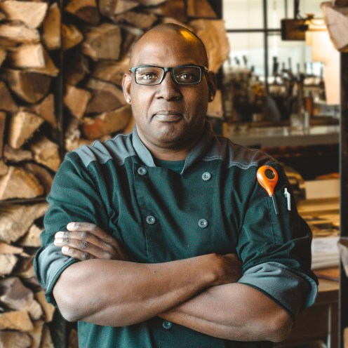 Culinary Director for Provision Concepts, Chuck Bibbs