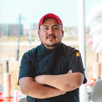 Kitchen Manager at Chicken Foot, Marco Gomez