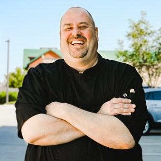 Culinary Director, Edd West