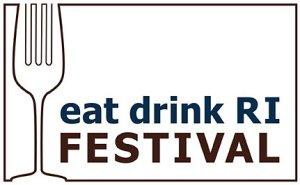 Eat Drink RI Festival logo