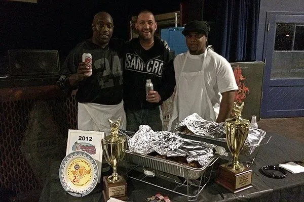 South Street Café, Second Place winners at Lord of the Wings