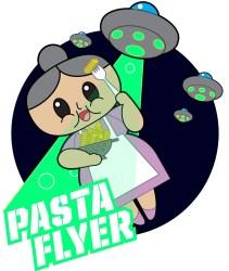 Pasta Flyer