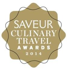 Saveur Culinary Travel Awards 2014