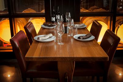 Newport Vineyards' Brix Restaurant