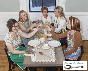 Dinner by Dames photo by David Dadekian