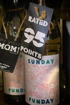 Rebel Coast Sunday Sunday wine