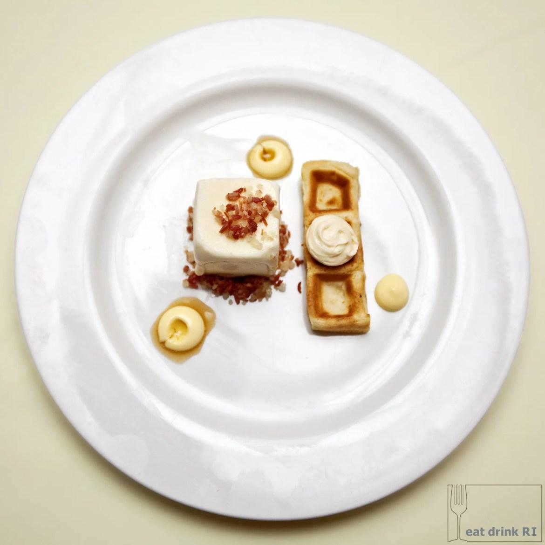 Chef Joseph Hafner's Breakfast for Dessert dish