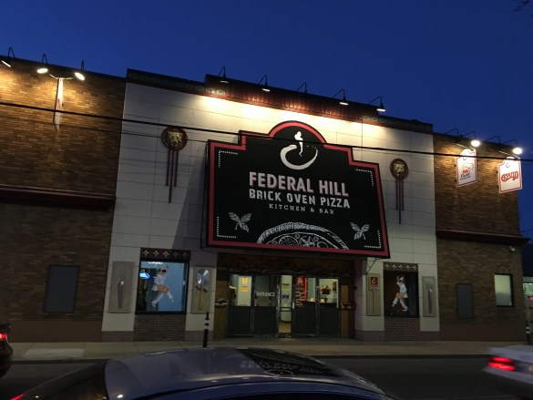 Federal Hill Pizza, photos by George Evans Marley